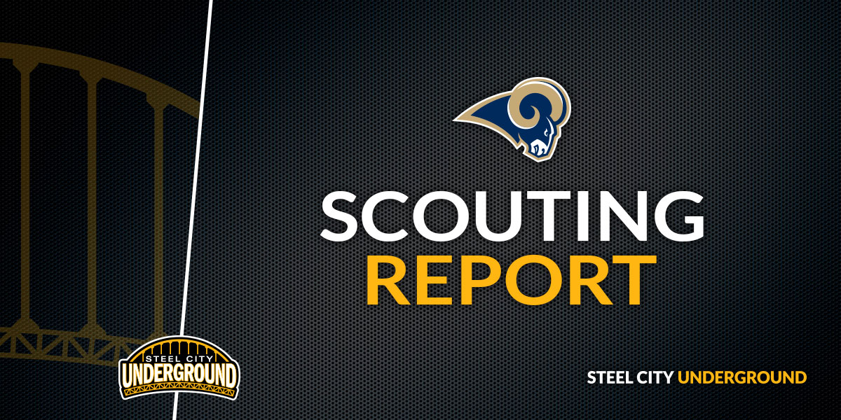 Steelers vs. Rams Scouting Report