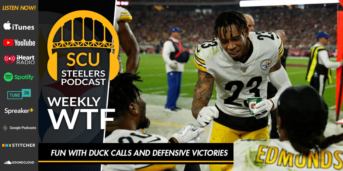 Weekly WTF: Fun with duck calls and defensive victories