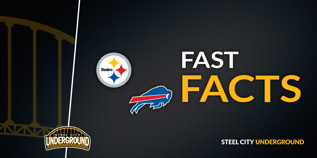 Steelers vs. Bills Fast Facts