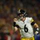 Pittsburgh Steelers QB Devlin Hodges