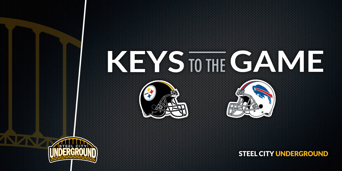Steelers vs. Bills Keys to the Game
