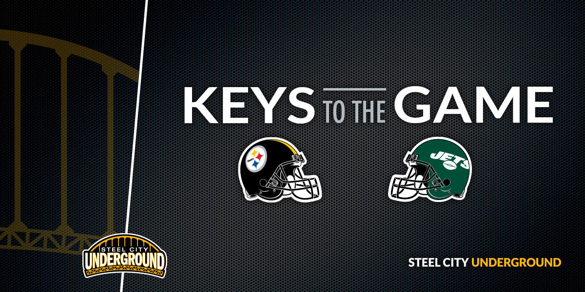 Steelers vs. Jets Keys to the Game