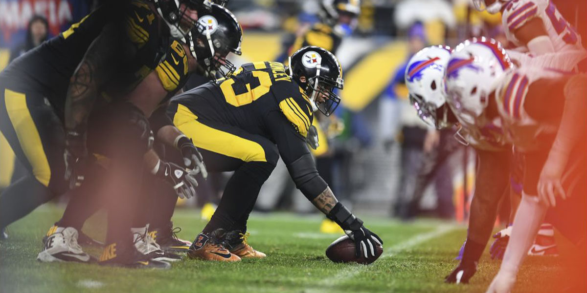 Pittsburgh Steelers C Maurkice Pouncey