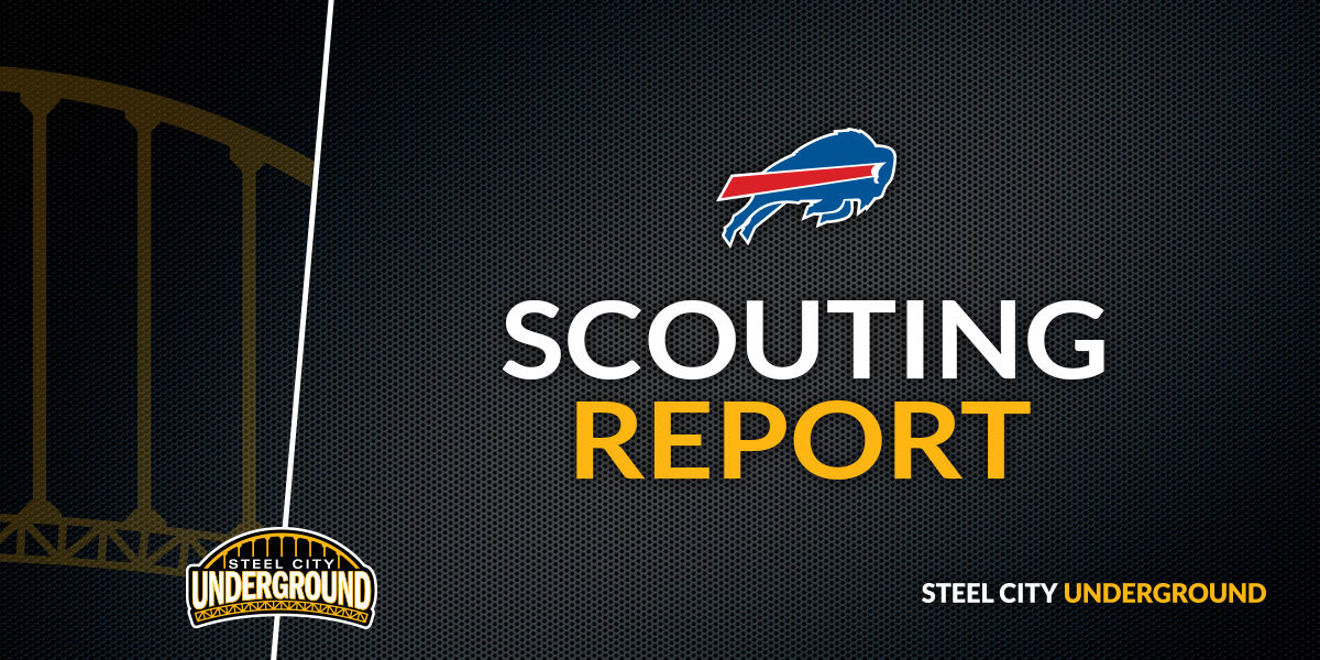 Steelers vs. Bills Scouting Report