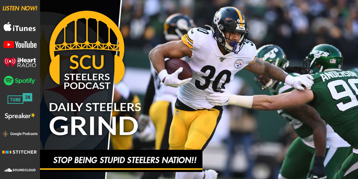 Stop being stupid Steelers Nation!!