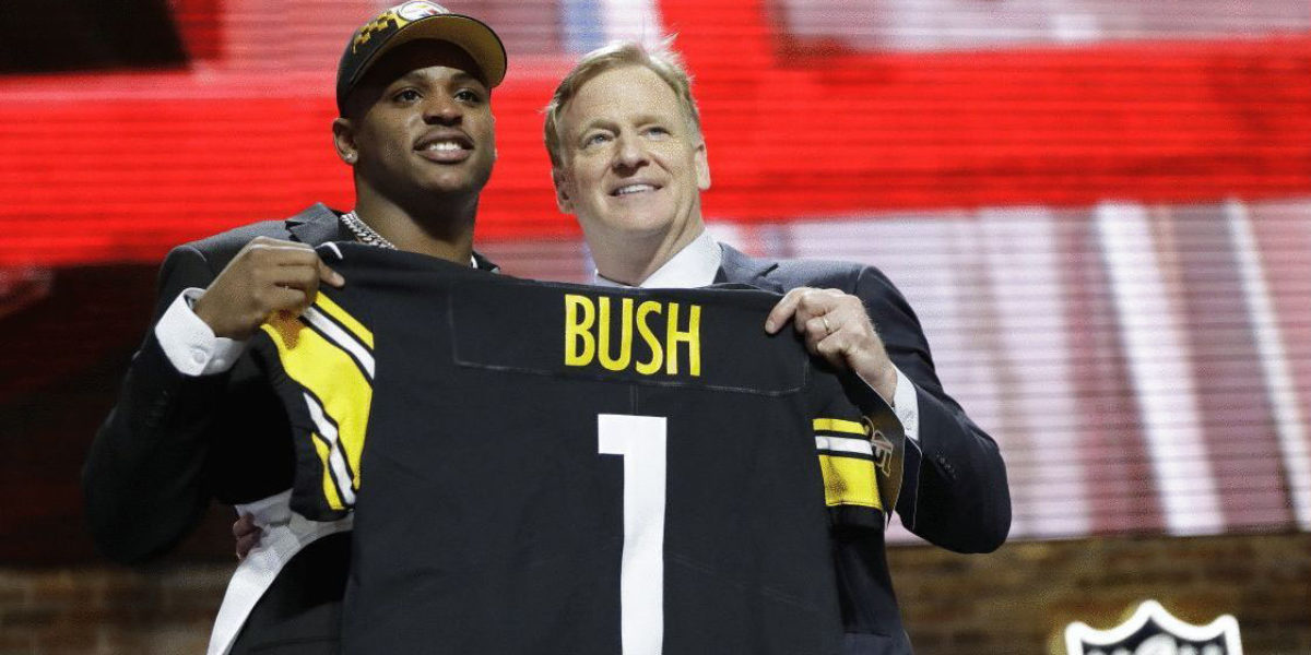 Pittsburgh Steelers LB Devin Bush
