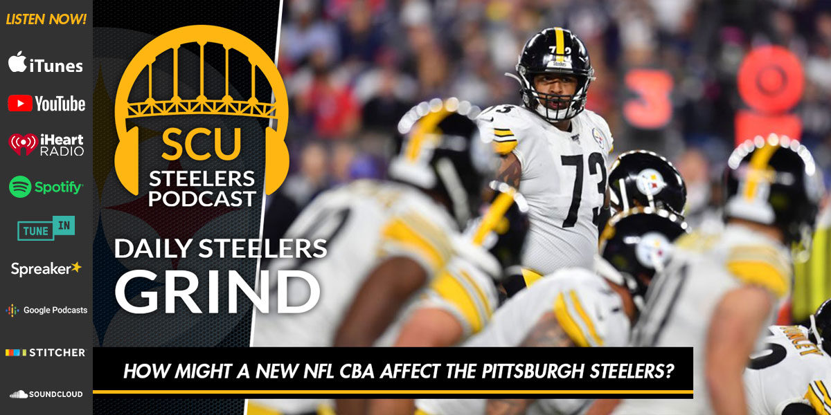 How might a new NFL CBA affect the Pittsburgh Steelers?