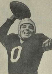 Pittsburgh Steelers QB/HB Johnny Clement