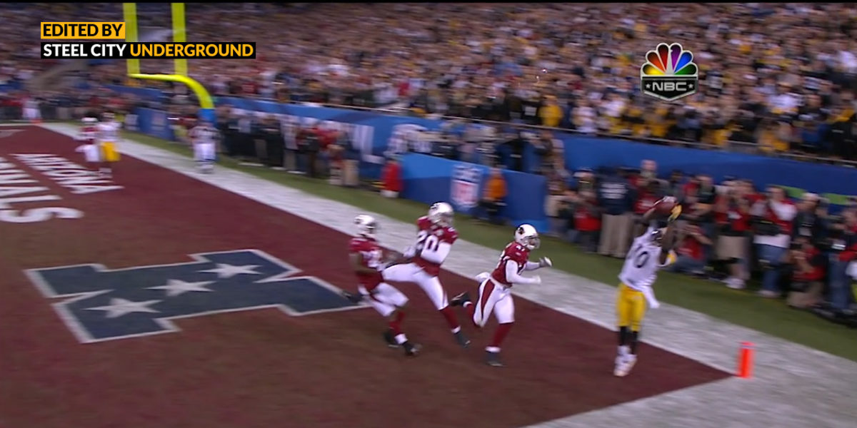 Steelers Throwback Thursday: Ben Roethlisberger throws Super Bowl Game-Winning Touchdown Pass