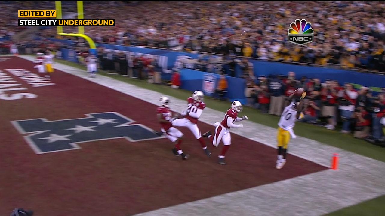 Steelers Throwback Thursday: Ben Roethlisberger throws Super Bowl Game-Winning Touchdown Pass