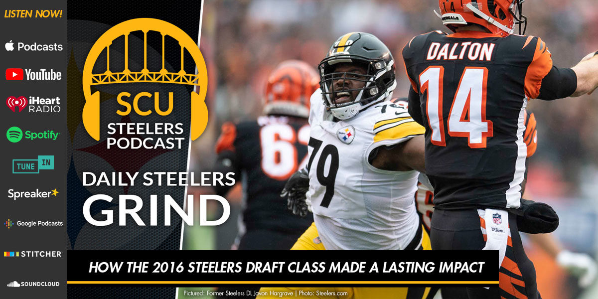 How the 2016 Steelers draft class made a lasting impact
