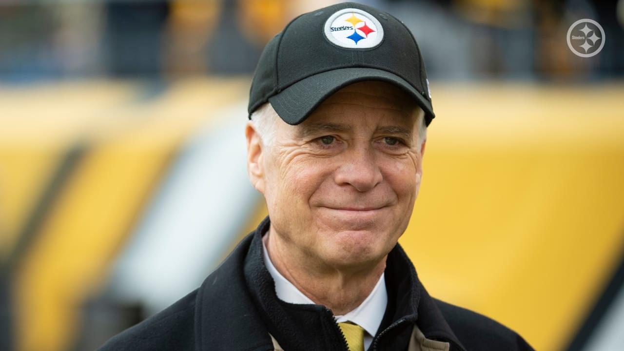 Pittsburgh Steelers President Art Rooney II