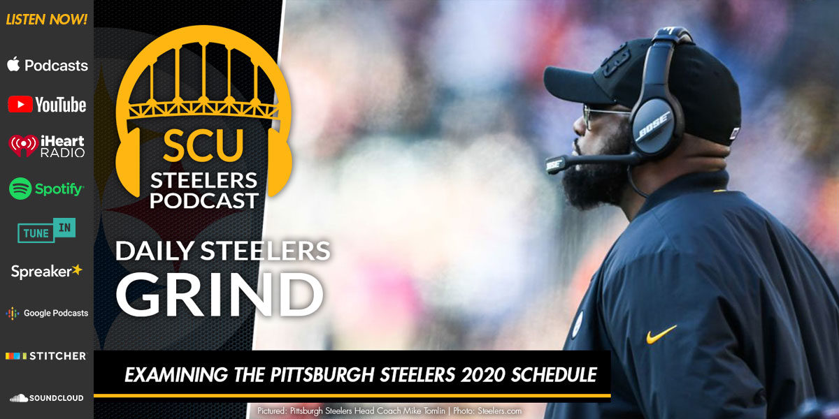 Examining the Pittsburgh Steelers 2020 Schedule