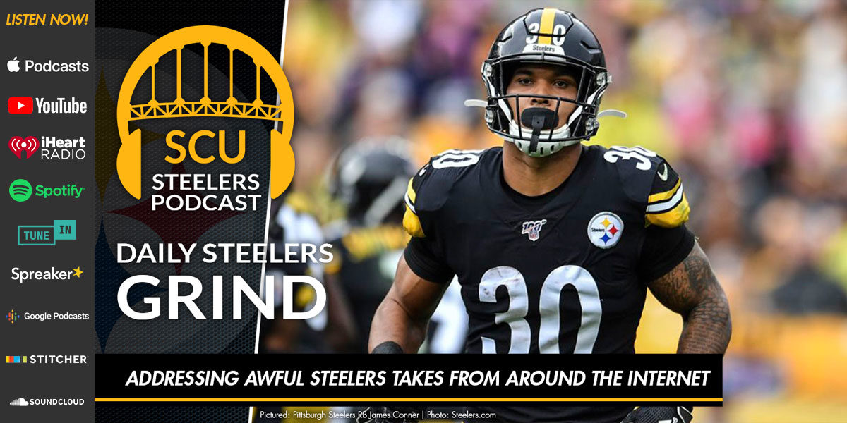 Addressing awful Steelers takes from around the Internet