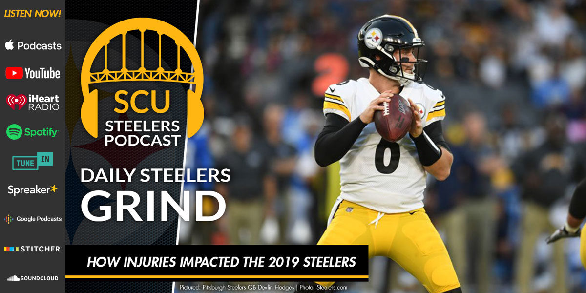 How injuries impacted the 2019 Steelers