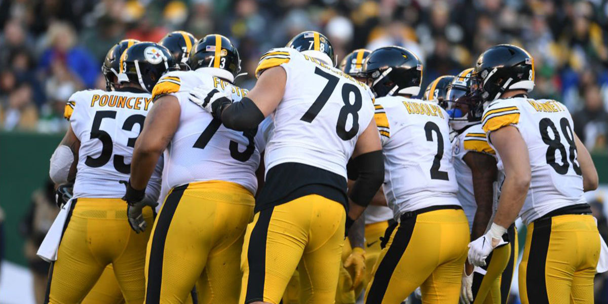 Steelers Offense against the NY Jets