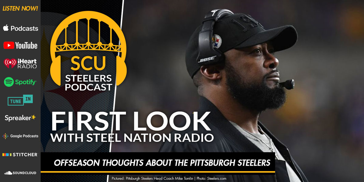 Offseason thoughts about the Pittsburgh Steelers