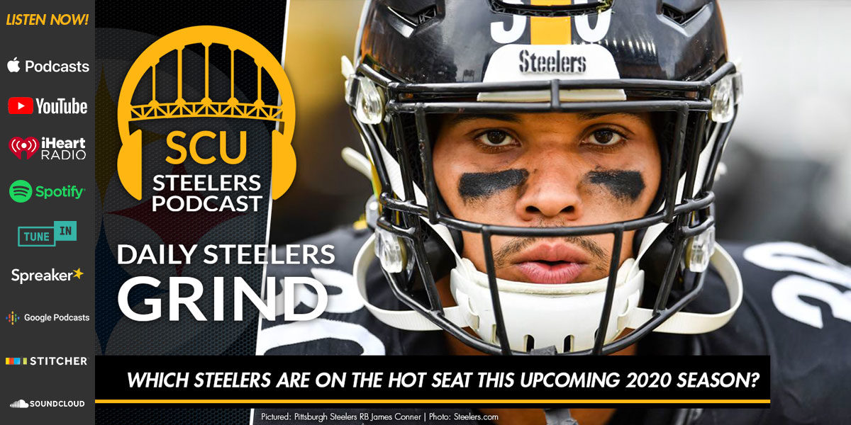 Which Steelers are on the hot seat this upcoming 2020 season?