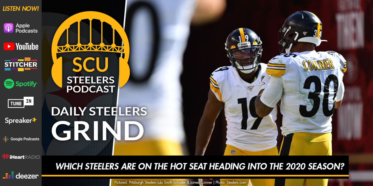 Which Steelers are on the hot seat heading into the 2020 season?