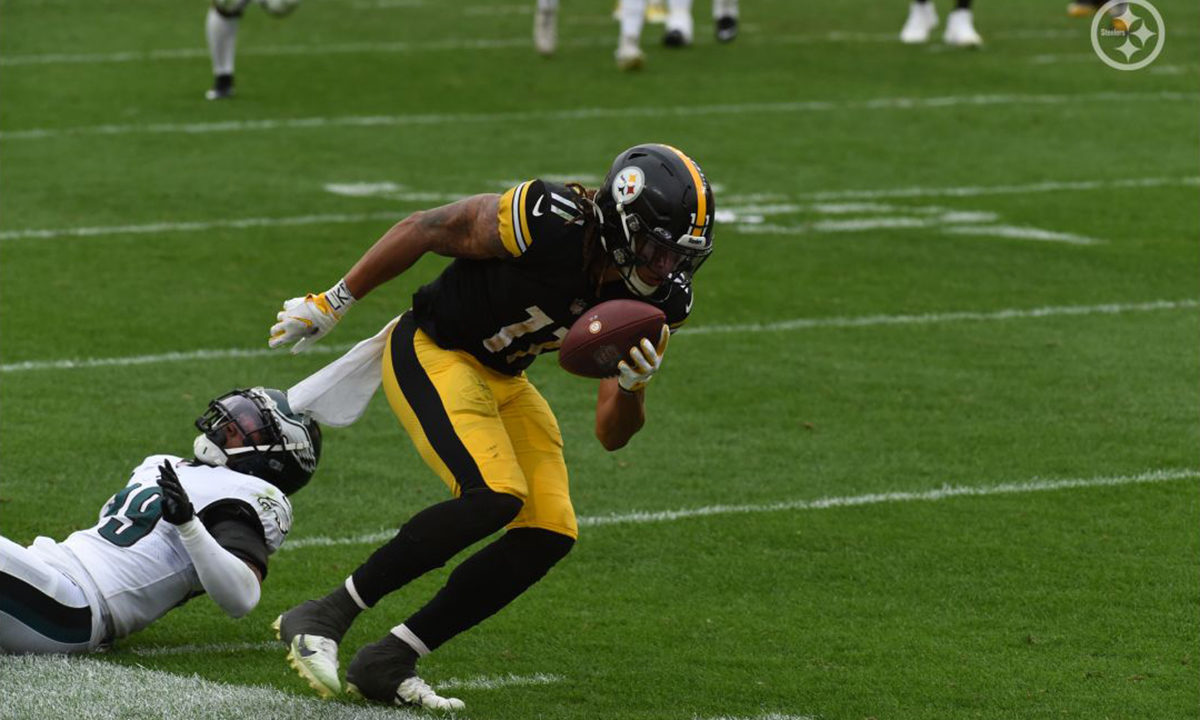 Pittsburgh Steelers WR Chase Claypool