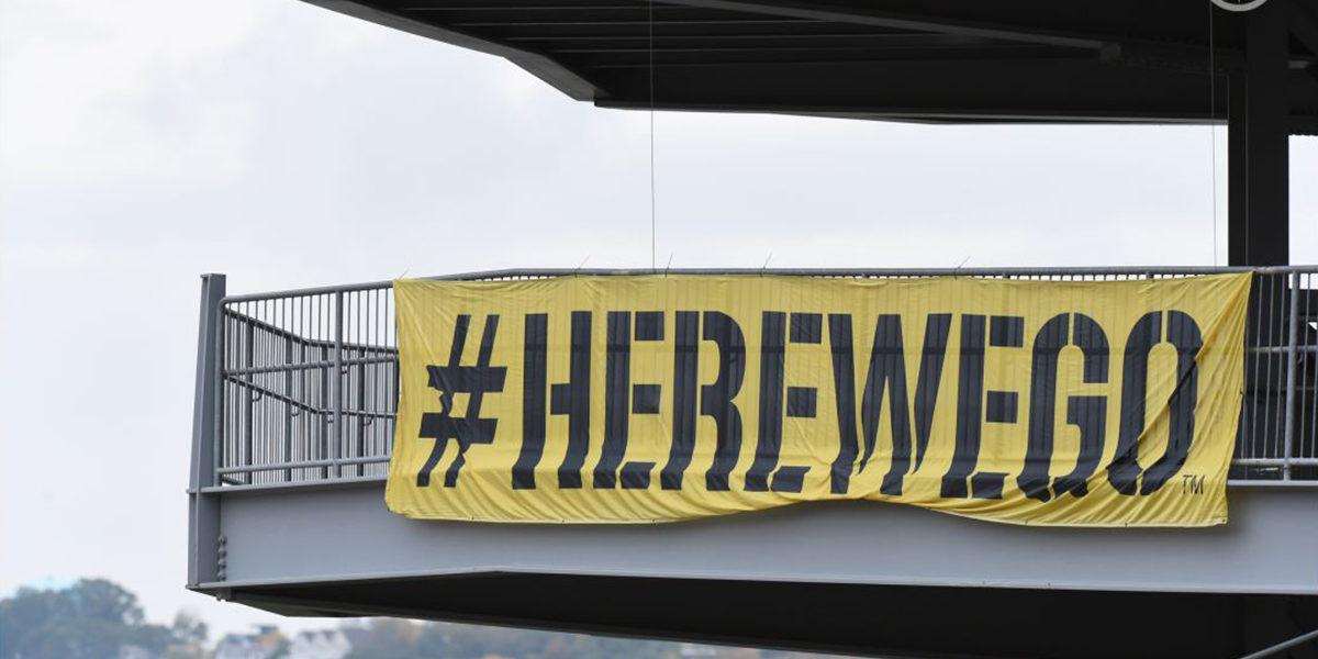 Heinz Field Banner