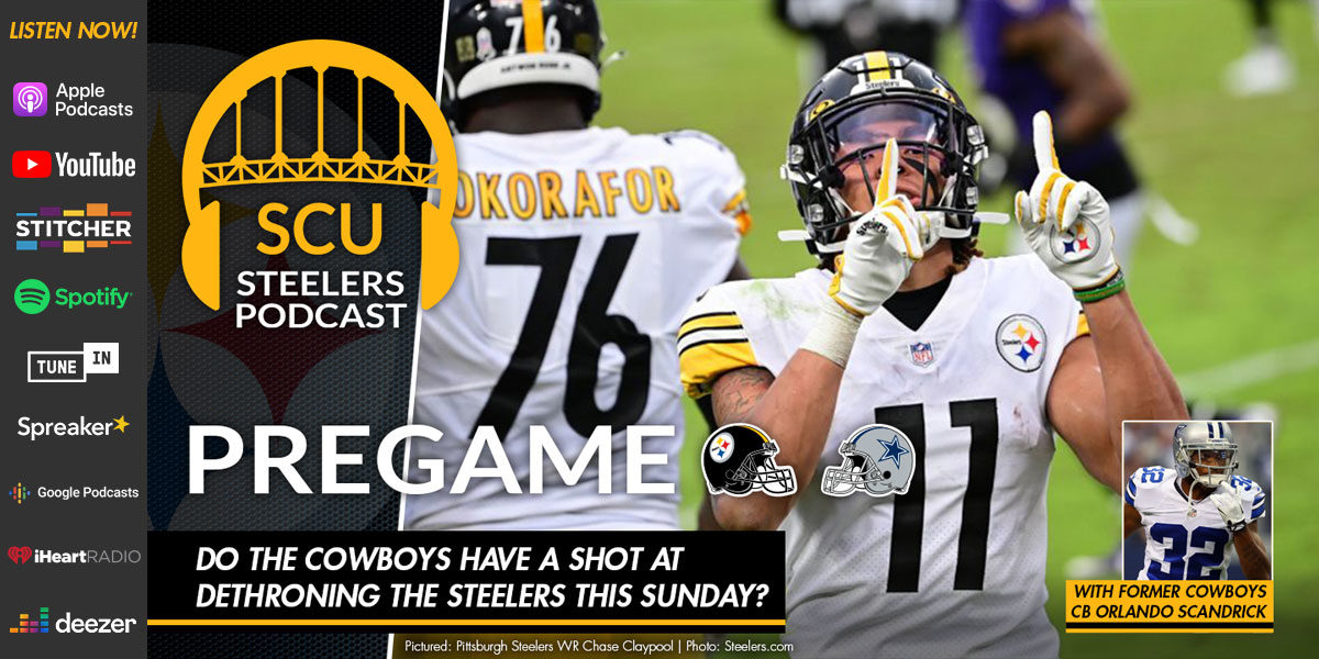 Do the Cowboys have a shot at dethroning the Steelers this Sunday?