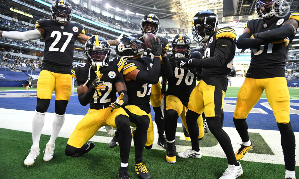 Pittsburgh Steelers Defense against the Cowboys