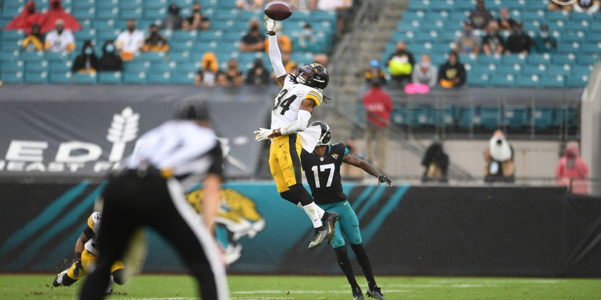 Pittsburgh Steelers S Terrell Edmunds