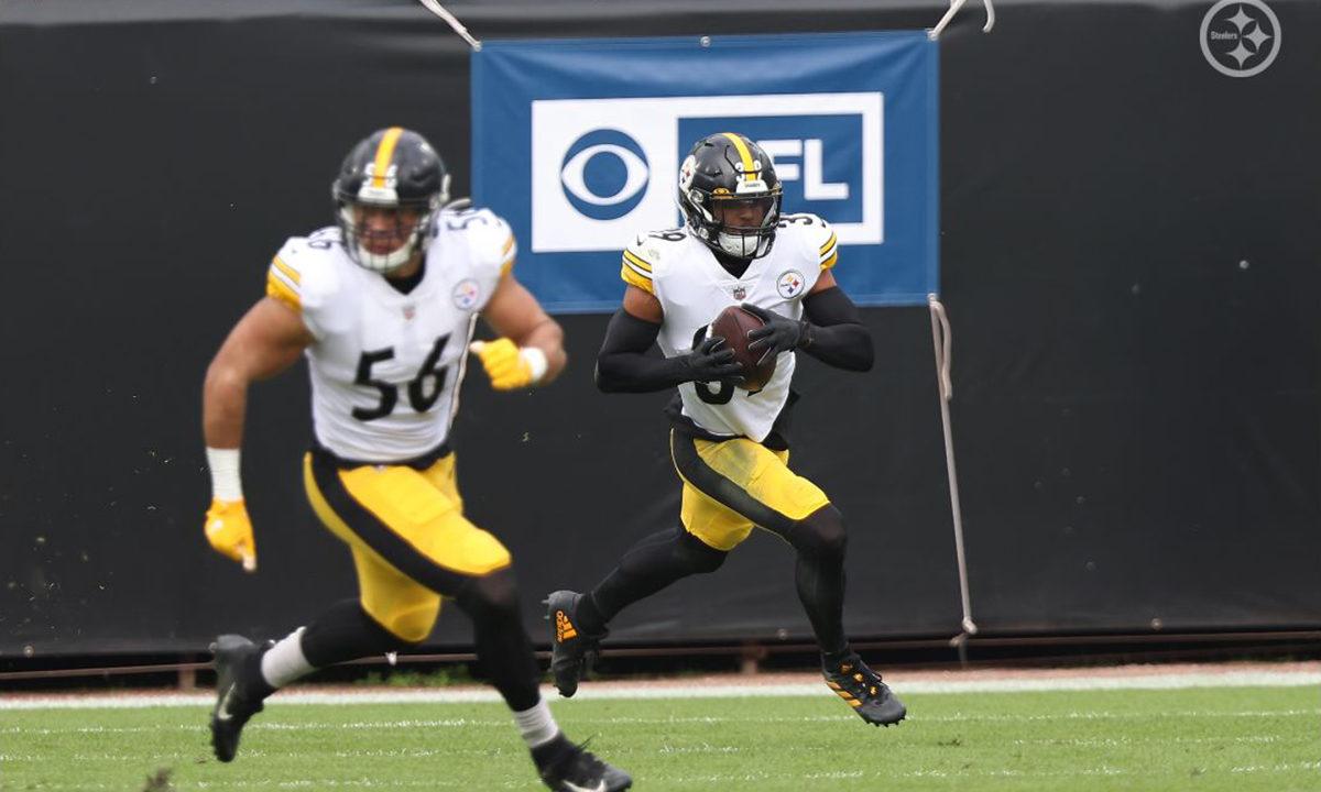 Pittsburgh Steelers S Minkah Fitzpatrick