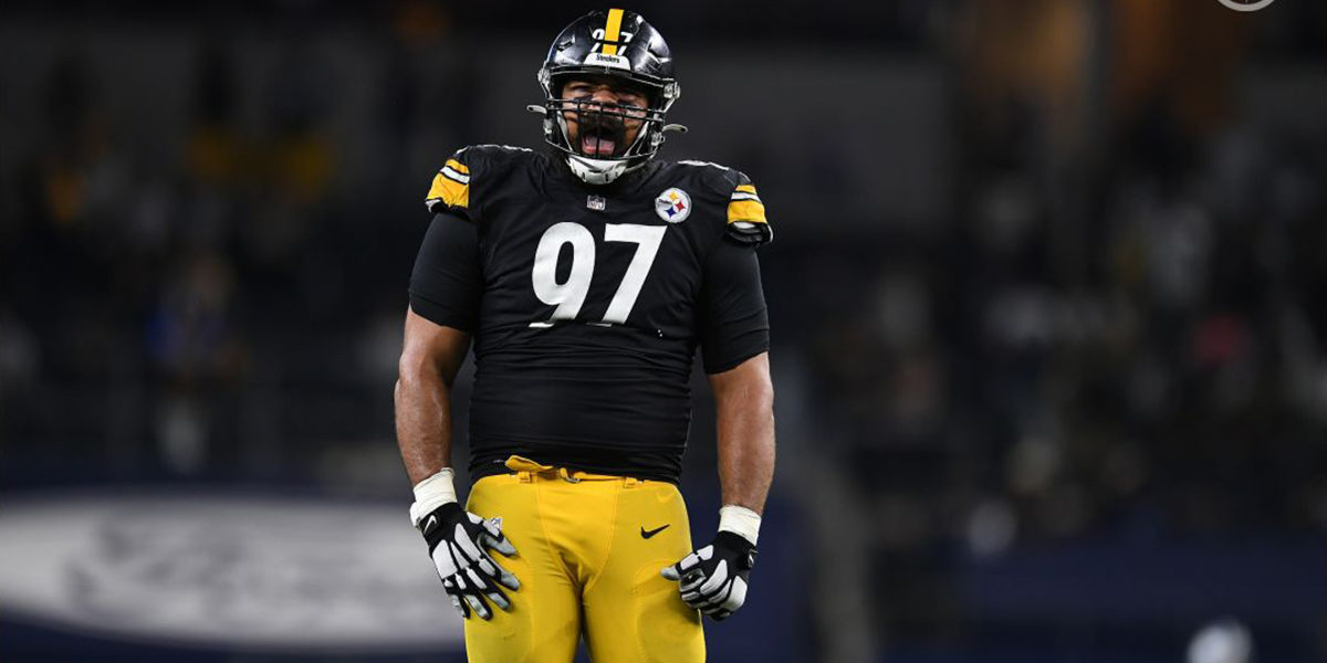 Pittsburgh Steelers DE Cameron Heyward
