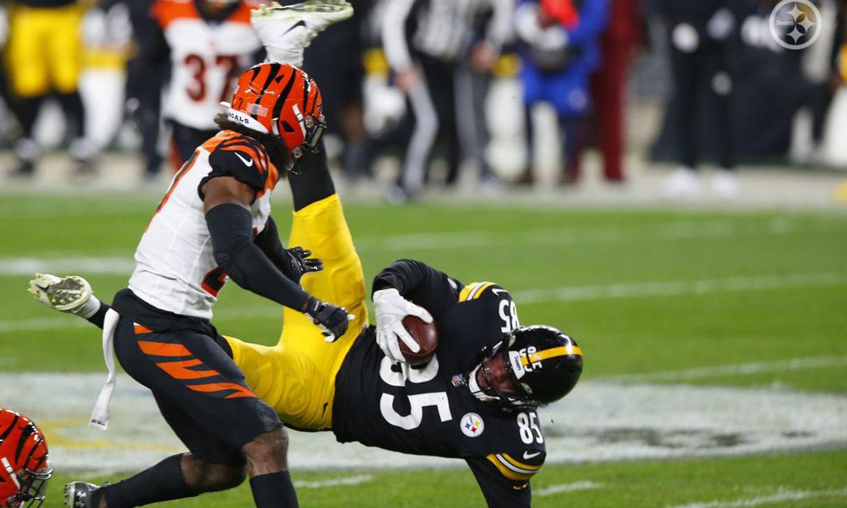 Pittsburgh Steelers TE Eric Ebron