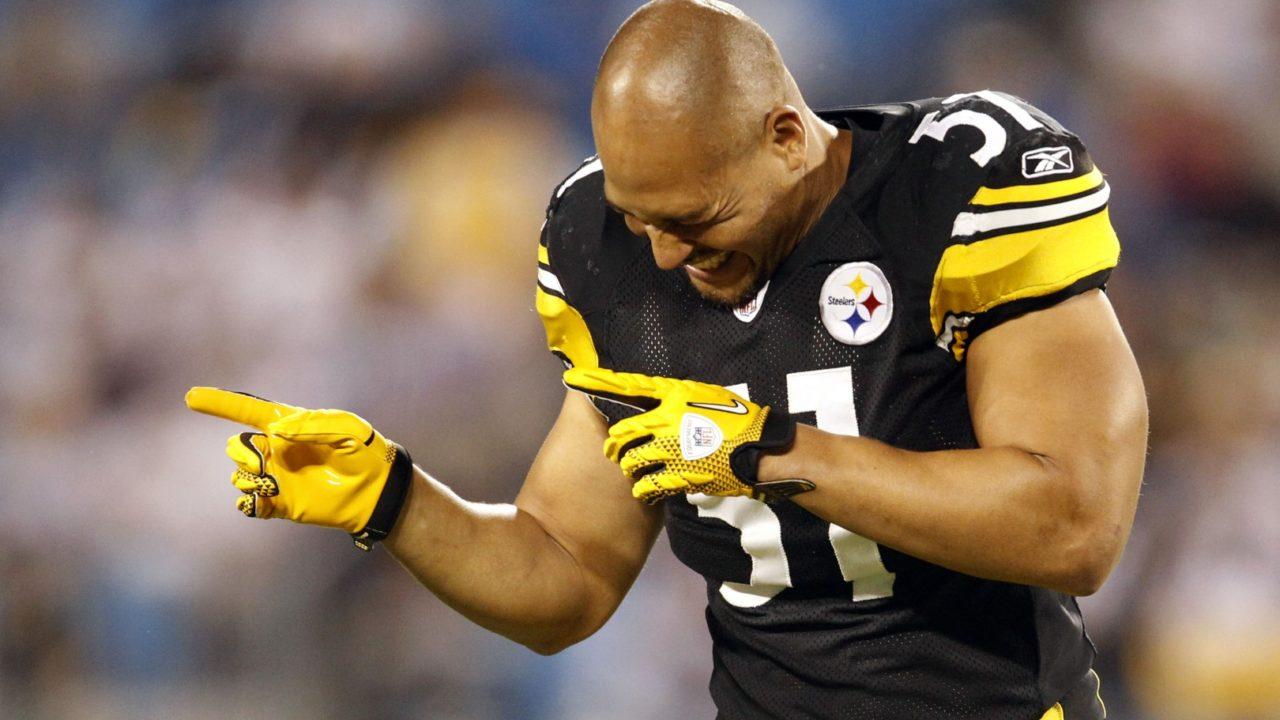 Pittsburgh Steelers LB James Farrior