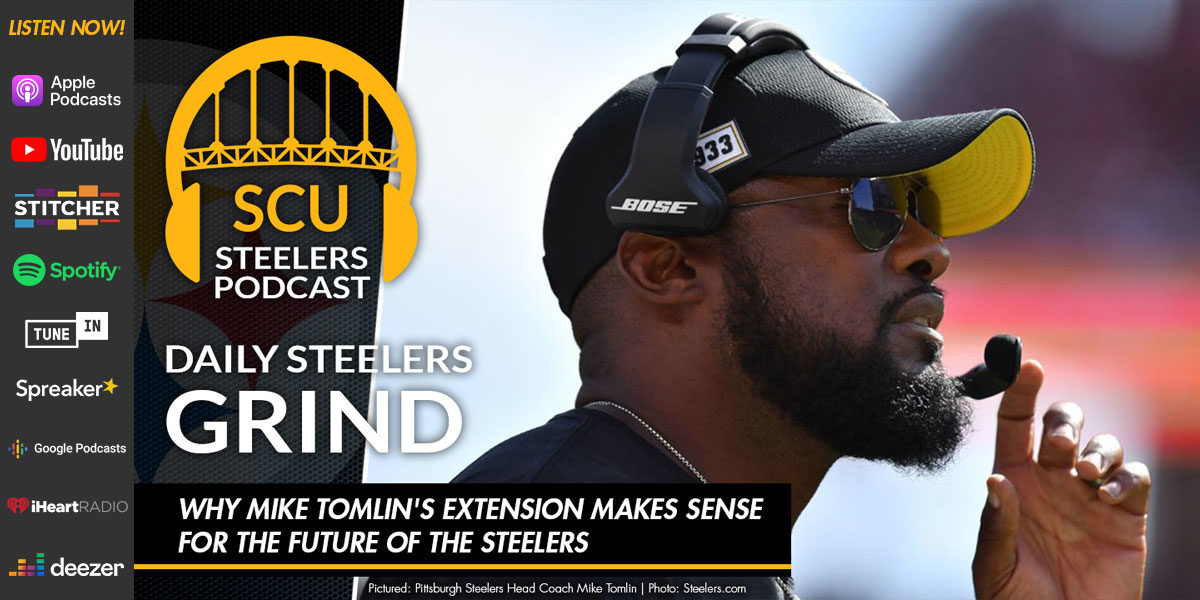 Why Mike Tomlin's extension makes sense for the future of the Steelers