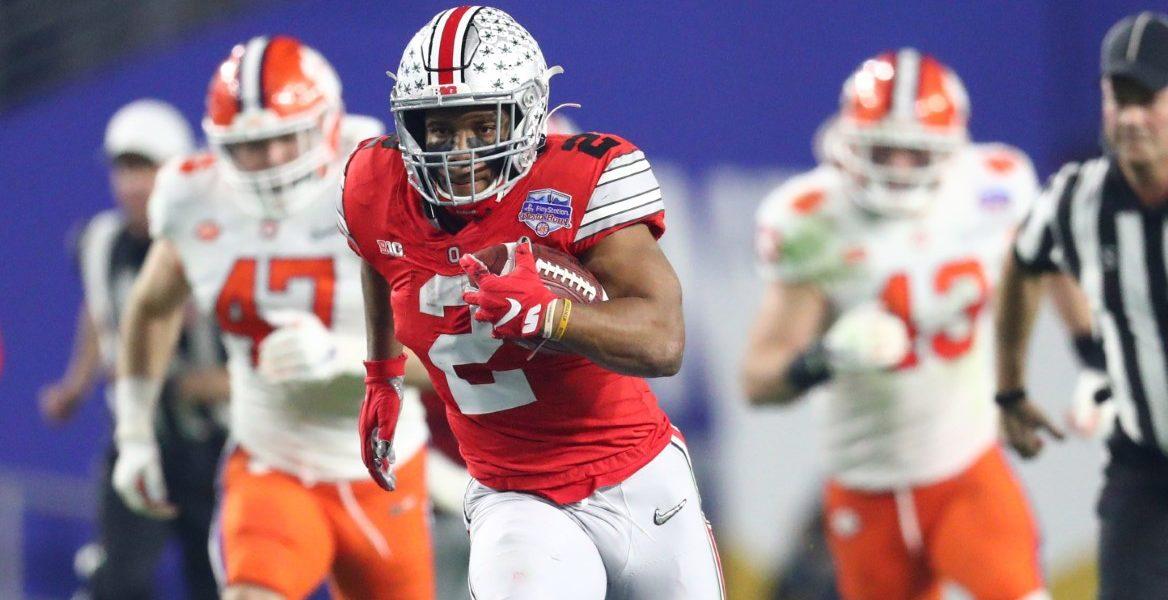 Ohio State RB J.K. Dobbins