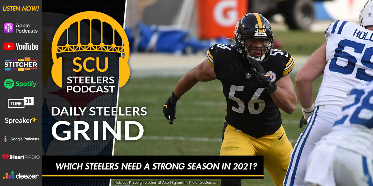 Which Steelers need a strong season in 2021?