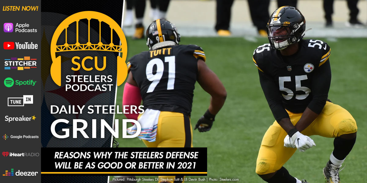 Reasons why the Steelers defense will be as good or better in 2021