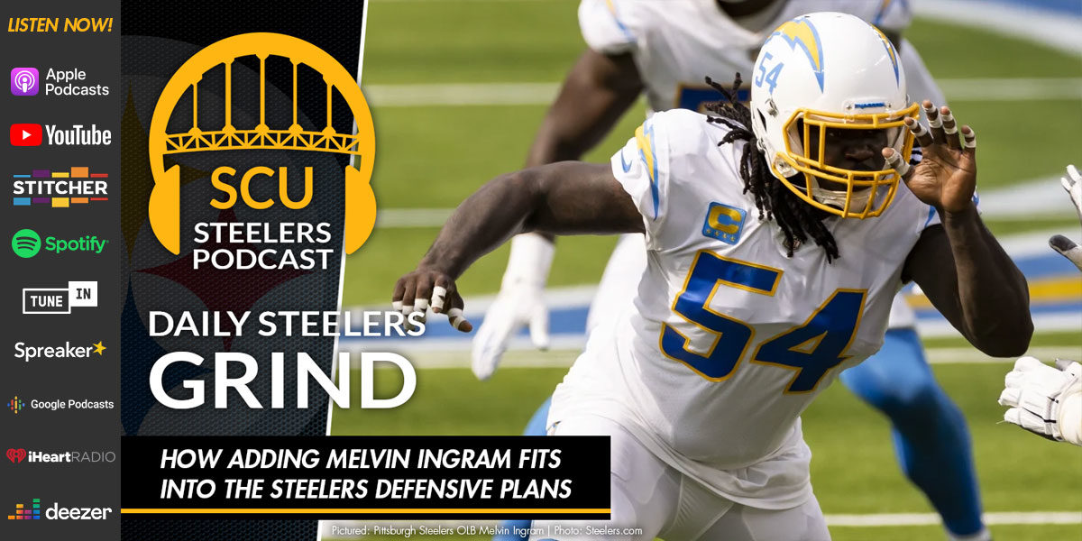 How adding Melvin Ingram fits into the Steelers defensive plans