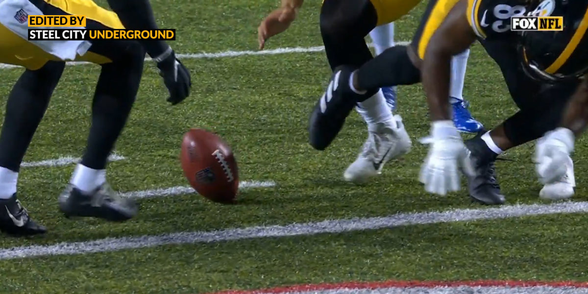 Watch: Pressley Harvin punt during Hall of Fame Game may seal his spot with Steelers