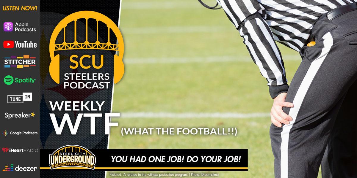 Weekly WTF: You Had One Job! Do your Job!