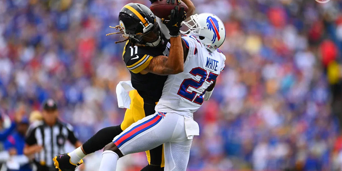 Pittsburgh Steelers receiver Chase Claypool
