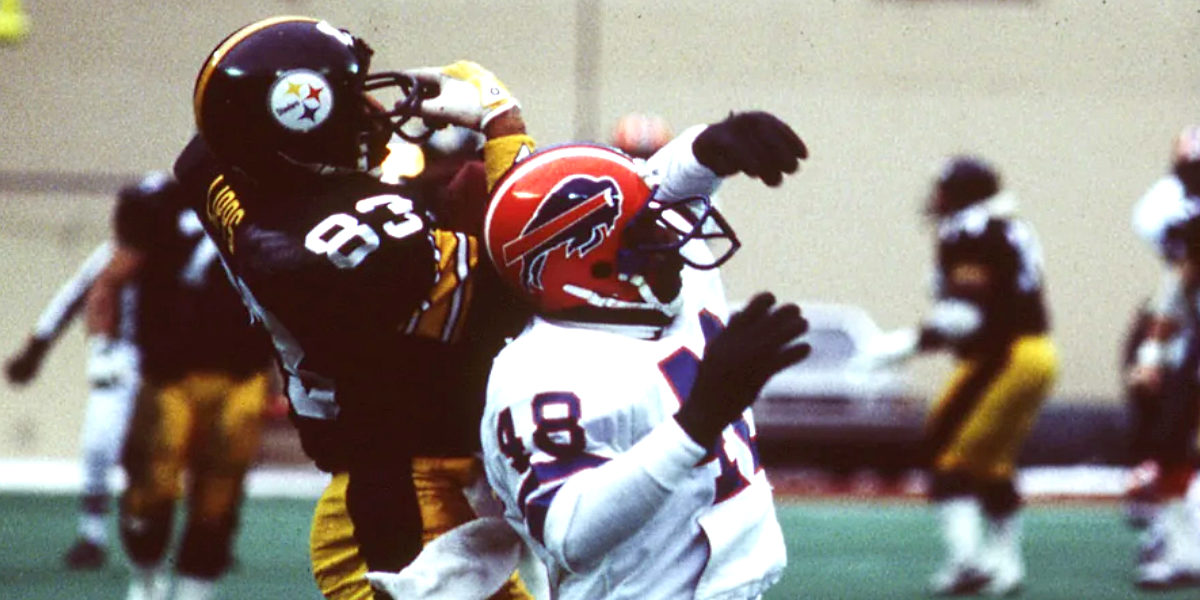Louis Lipps of the Pittsburgh Steelers