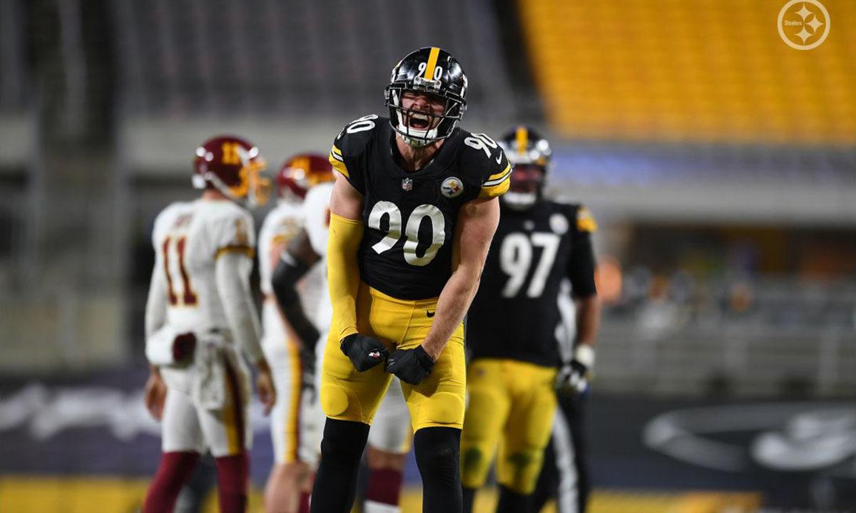 Pittsburgh Steelers OLB T.J. Watt