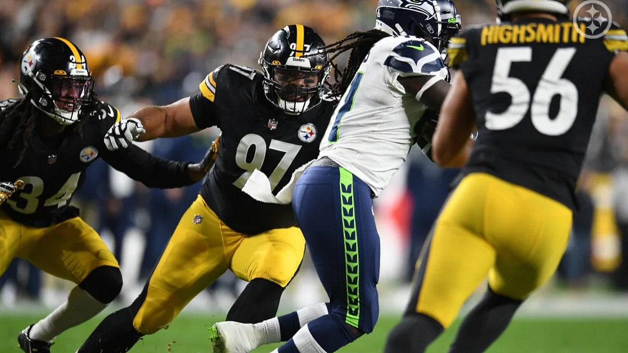 Steelers DE Cameron Heyward